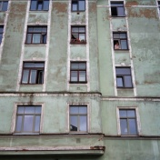 Windows of Riga Latvia 28 - by Anika Mikkelson - Miss Maps - www.MissMaps.com