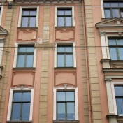 Windows of Riga Latvia 30 - by Anika Mikkelson - Miss Maps - www.MissMaps.com