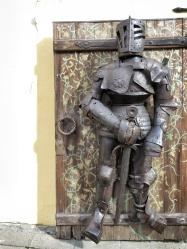Your New Knight in Shining Armour - Tallin Estonia - by Anika Mikkelson - Miss Maps - www.MissMaps.comYour New Knight in Shining Armour - Tallin Estonia - by Anika Mikkelson - Miss Maps - www.MissMaps.com