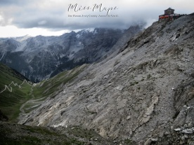 Crossing Between Italy and Austria - The Road to Liechtenstein - by Anika Mikkelson - Miss Maps - www.MissMaps.com