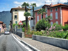 Small Town Northern Italy - The Road to Liechtenstein - by Anika Mikkelson - Miss Maps - www.MissMaps.com