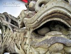 Dragon at Wat Pho MarketPom pom Craft Market - Bangkok Thailand - by Anika Mikkelson - Miss Maps - Bangkok Thailand - by Anika Mikkelson - Miss Maps