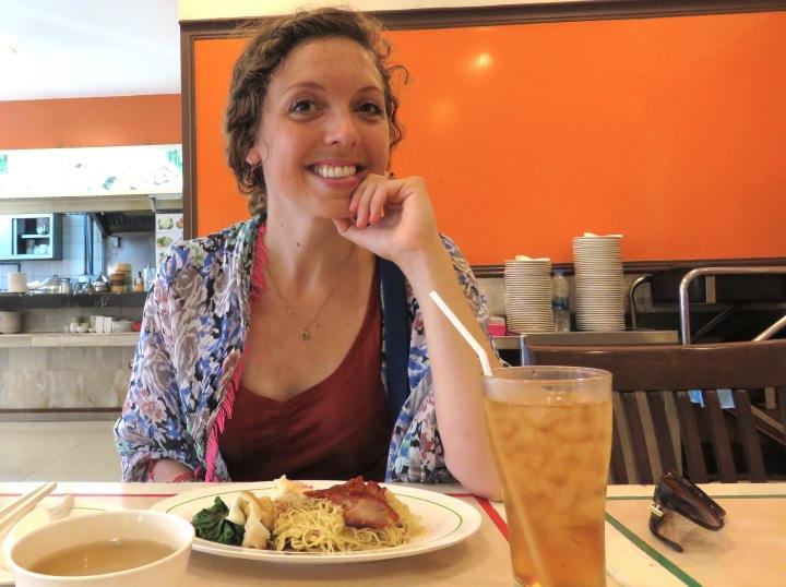 Trying Thai Foods - by Anika Mikkelson - MissMaps - www.MissMaps.com