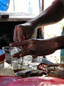 Preparing Tea - Mongla Bangladesh - by Anika Mikkelson - Miss Maps - www.MissMaps.com