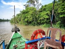 Riding into the Sundarbans from Mongla Bangladesh - by Anika Mikkelson - Miss Maps - www.MissMaps.com