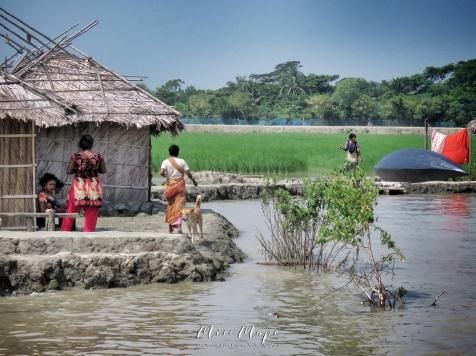 Mongla Bangladesh's Red Light District - Sundarbans - by Anika Mikkelson - Miss Maps - www.MissMaps.com