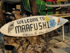 Welcome to Maafushi Maldives - by Anika Mikkelson - Miss Maps - www.MissMaps.com