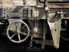 Brake On Brake Off - Views from the Train - Train Ride Ella to Kandy Sri Lanka - by Anika Mikkelson - Miss Maps - www.MissMaps.com