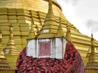 Bricks from a Fallen Stuppa - Shwemawdaw Pagoda - Pagu Bago Myanmar - by Anika Mikkelson - Miss Maps - www.MissMaps.com copy