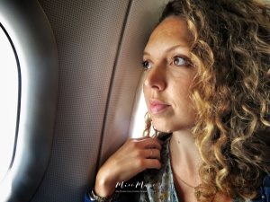 Getting Ready to Touch Down for the first time in Myanmar - by Anika Mikkelson - Miss Maps - www.MissMaps.com