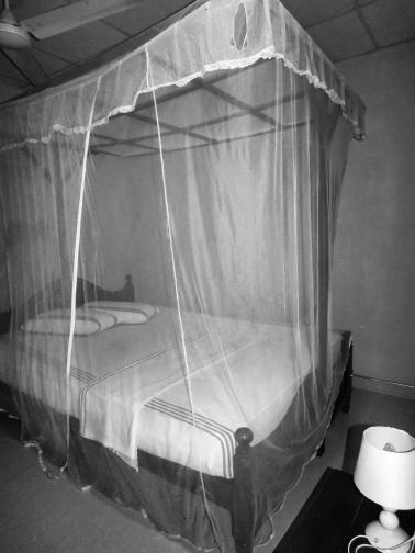 Mosquito Net Beds - Sri Lanka - by Anika Mikkelson - Miss Maps - www.MissMaps.com
