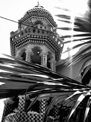 Mosque - Galle Sri Lanka - by Anika Mikkelson - Miss Maps - www.MissMaps.com