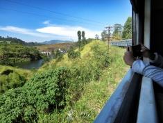 Photo Opps - Train from Ella to Kandy Sri Lanka - by Anika Mikkelson - Miss Maps - www.MissMaps.com