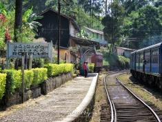Rotelle Station - Views from the Train - Train Ride Ella to Kandy Sri Lanka - by Anika Mikkelson - Miss Maps - www.MissMaps.com