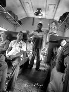 Selling Snacks aboard the Seaside Train - Galle Sri Lanka - by Anika Mikkelson - Miss Maps - www.MissMaps.com