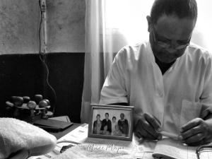 Doctor and Photo - Antananarivo Madagascar - by Anika Mikkelson - Miss Maps - www.MissMaps.com