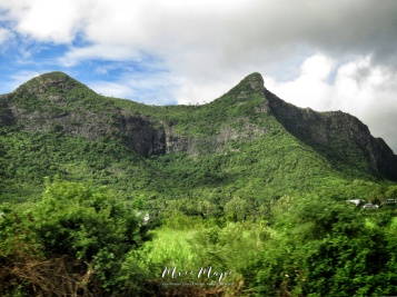 Everywhere Mountainviews - Mauritius - by Anika Mikkelson - Miss Maps - www.MissMaps.com