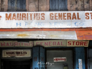 General Store - Mauritius - by Anika Mikkelson - Miss Maps - www.MissMaps.com
