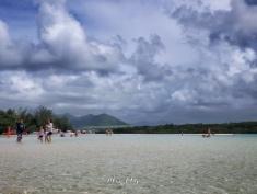 Ile Aux Cerfs - Mauritius - Ile aux Cerfs - Mauritius - by Anika Mikkelson - Miss Maps - www.MissMaps.com