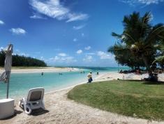 Paradise Island - Ile aux Cerfs - Mauritius - by Anika Mikkelson - Miss Maps - www.MissMaps.com