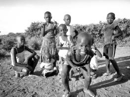 Kids of Rusinga Island Kenya - by Anika Mikkelson - Miss Maps - www.MissMaps.com