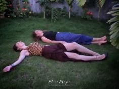 Night Sky Viewing - Mauritius - by Anika Mikkelson - Miss Maps - www.MissMaps.com