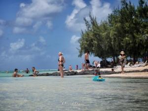 Beach Time - Ile aux Cerfs - Mauritius - by Anika Mikkelson - Miss Maps - www.MissMaps.com