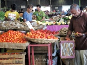 Tomatoes at the Market - Mauritius - by Anika Mikkelson - Miss Maps - www.MissMaps.com