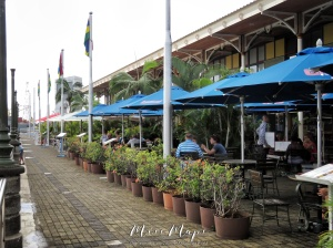 Waterside Cafe - Mauritius - by Anika Mikkelson - Miss Maps - www.MissMaps.com