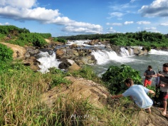 Fishing in the Nile River - Jinja Uganda - by Anika Mikkelson - Miss Maps - www.MissMaps.com