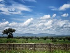 Rural Uganda Scenery - by Anika Mikkelson - Miss Maps - www.MissMaps.com