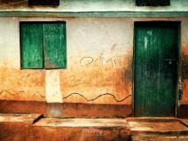 Writing on the Walls - Jinja Uganda - by Anika Mikkelson - Miss Maps - www.MissMaps.com