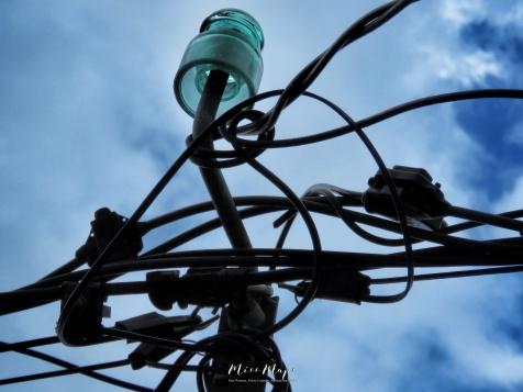 Electric Insulation - Comoros - by Anika Mikkelson - Miss Maps - www.MissMaps.com
