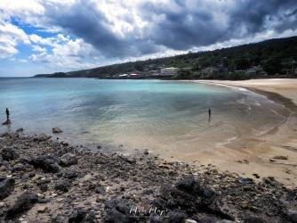 Beach of Moroni - Comoros - by Anika Mikkelson - Miss Maps - www.MissMaps.com